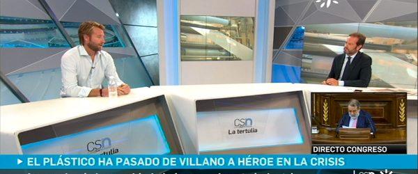 Entrevista Juan Melgarejo Canal Sur